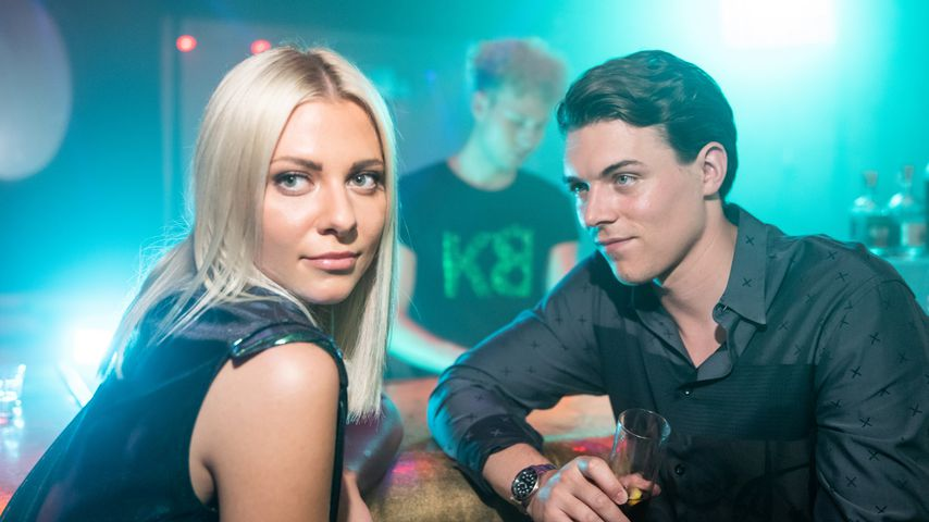 """Valentina Pahde und Gerrit Klein in """"Sunny – Wer bist du wirklich?"""""""