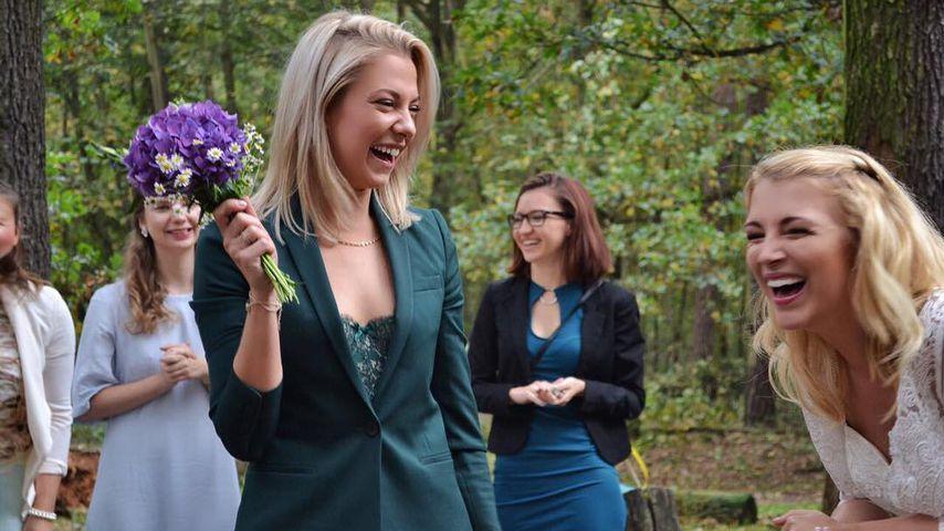 Brautstrauß gefangen: Heiratet Valentina Pahde bald?
