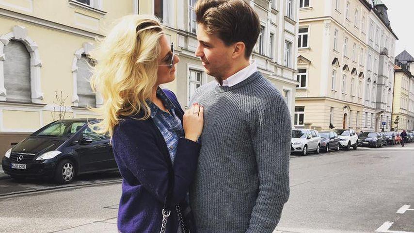 Valentina Pahde und Raúl Richter