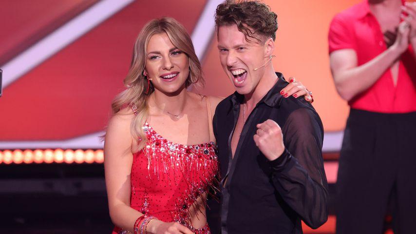 """Valentina Pahde und Valentin Lusin, """"Let's Dance""""-Paar 2021"""