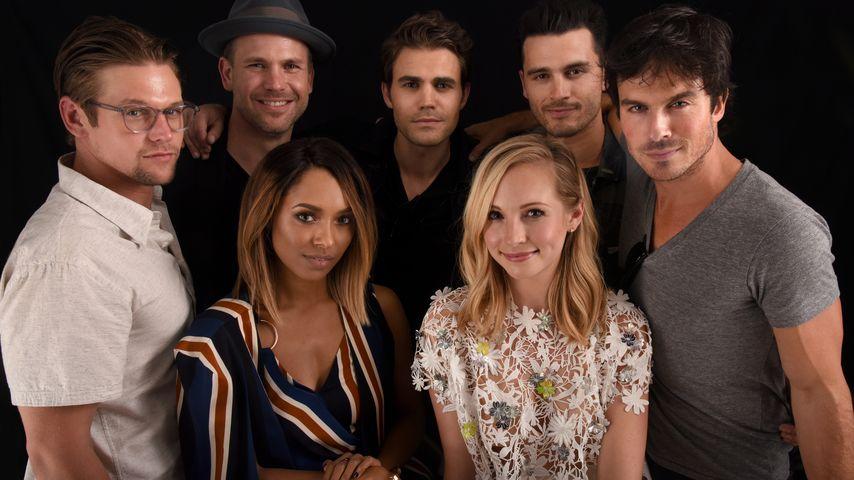 """Oh nein! Noch ein krasser Todesfall bei """"Vampire Diaries""""!"""