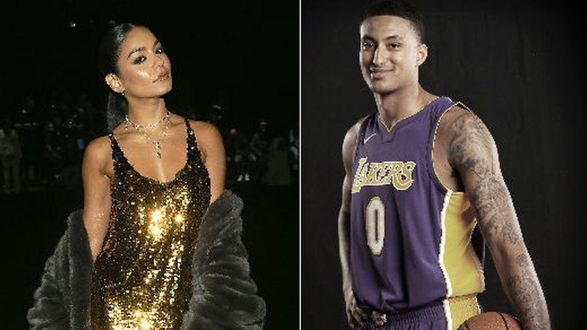 Nach Trennung: Datet Vanessa Hudgens diesen Lakers-Sportler?