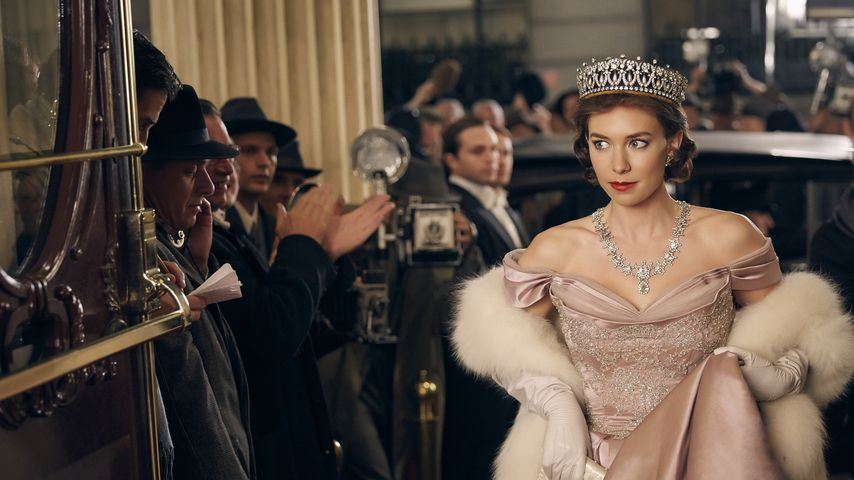 """Vanessa Kirby in """"The Crown"""""""