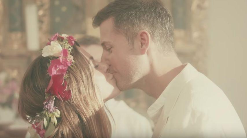 """Im neuen Video: Vanessa Mai """"heiratet"""" ihren Andreas erneut"""