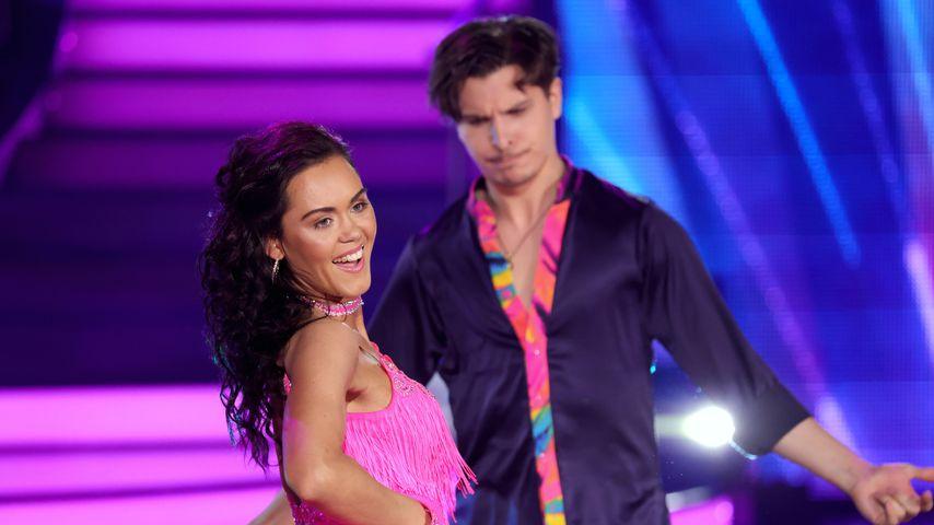 "Vanessa Neigert und Alexandru Ionel bei ""Let's Dance"" 2021"