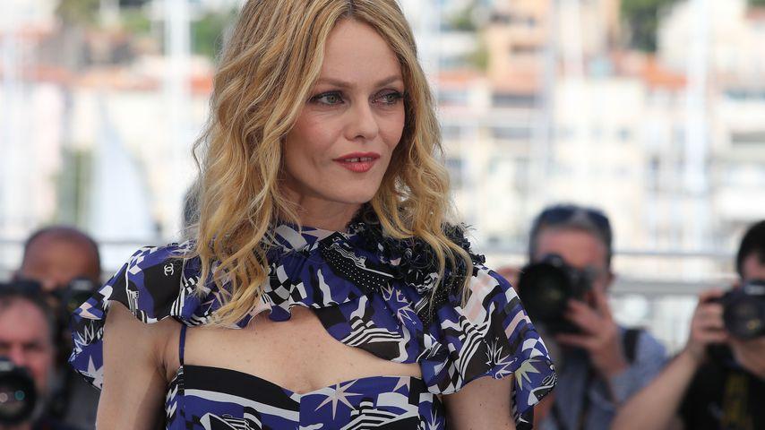 Vanessa Paradis beim Film Festival in Cannes im Mai 2018