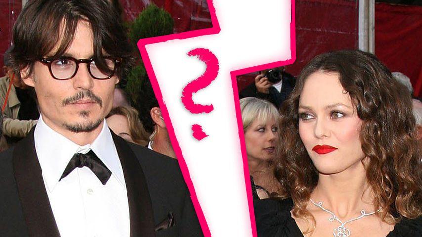 Johnny Depp: Ist seine Beziehung wirklich am Ende?