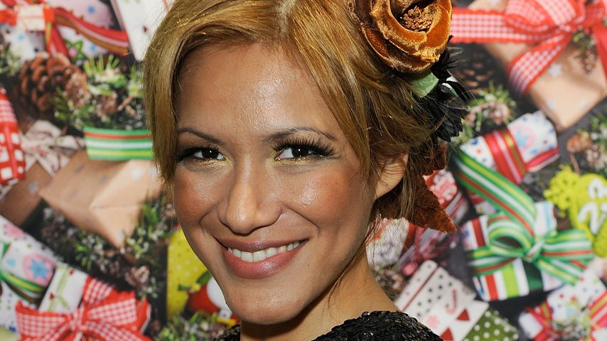 Vanessa Petruo im November 2011 in Hamburg