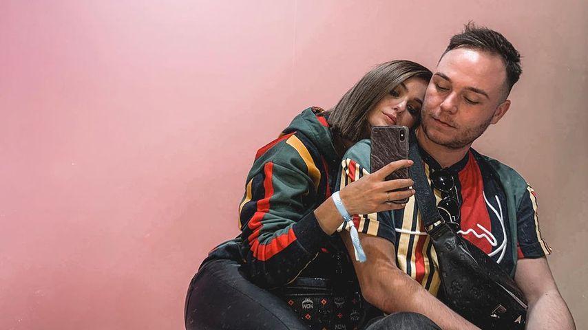 Vanessa Stanat und Roman Tamkan