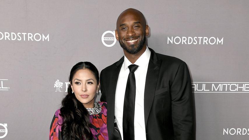 """Vanessa Bryant über Kobes Tod: """"Das ist alles so sinnlos!"""""""
