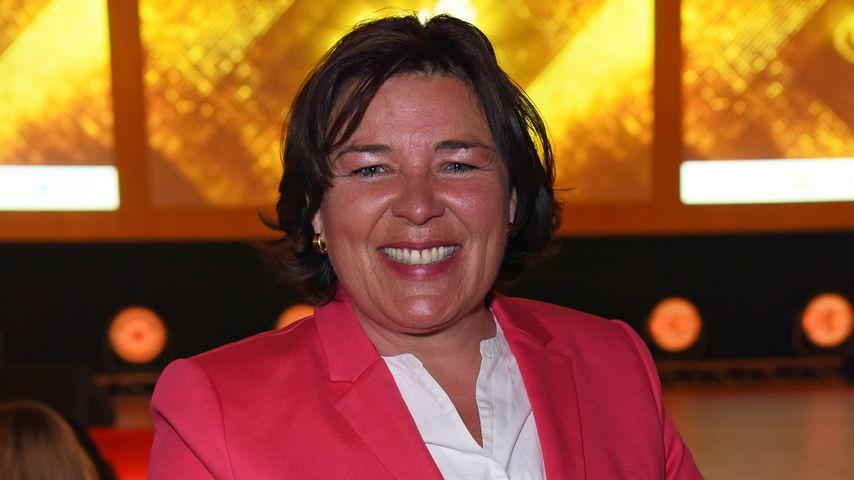 """Vera Int-Veen bei dem """"Goldene Sonne 2018"""" Award"""