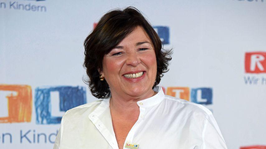 Vera Int-Veen beim RTL Spendenmarathon 2018