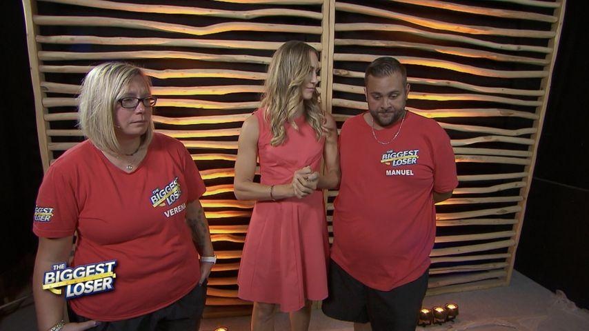 """Verena, Christine Theiss und Manuel bei """"The Biggest Loser"""""""