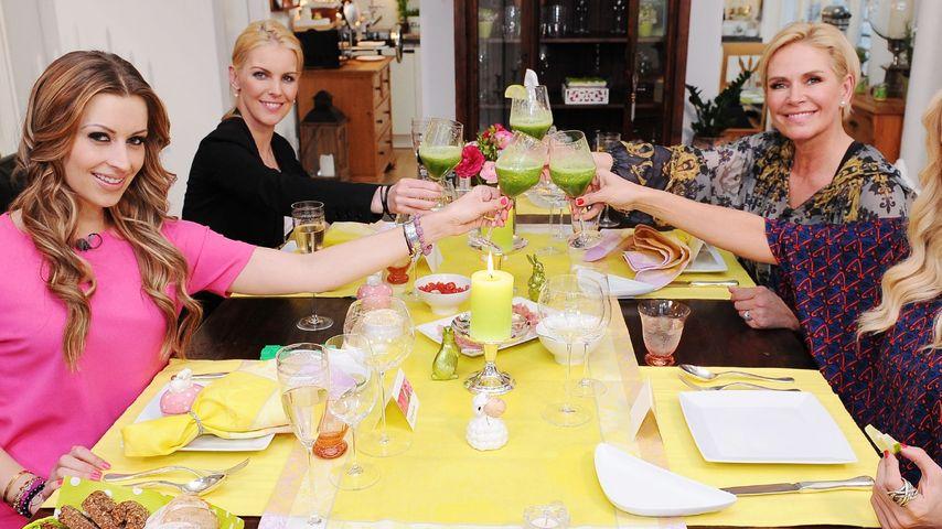 Jenny Elvers, Claudia Effenberg und Verena Kerth