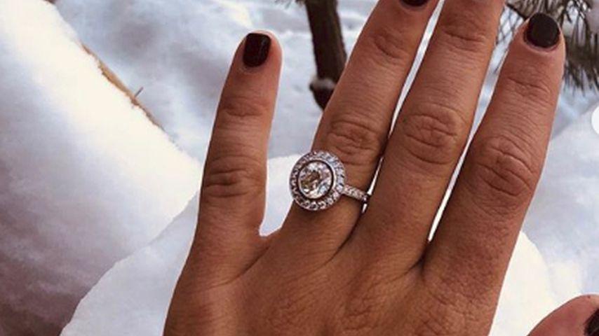 Der Verlobungsring von Meredith Hagner