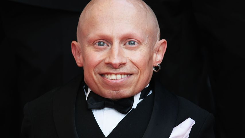 Verne Troyer in Cannes 2009