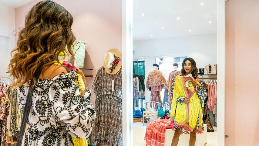 """Verona Pooth bei """"Shopping Queen"""""""