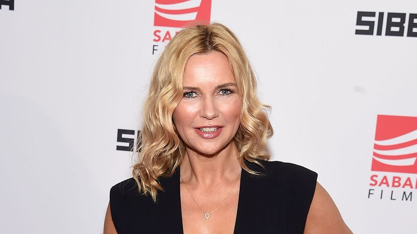 Schauspielerin Veronica Ferres in New York, Juli 2018