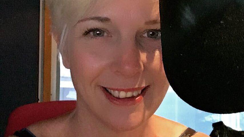 Kurz vor ihrem Tod: Vicki Archer unterbrach ihre Radio-Show