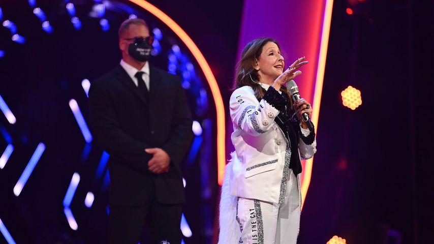 "Vicky Leandros als ""The Masked Singer""-Katze"
