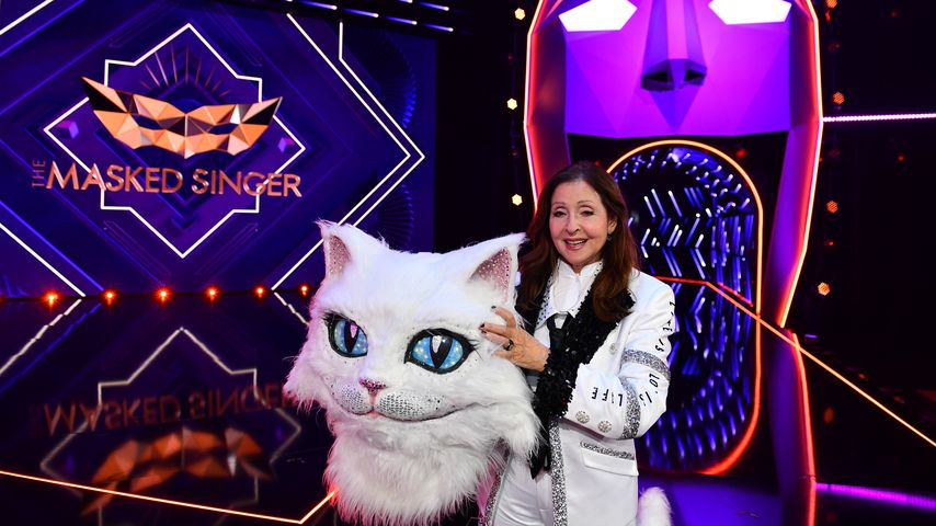 "Vicky Leandros bei ""The Masked Singer"""