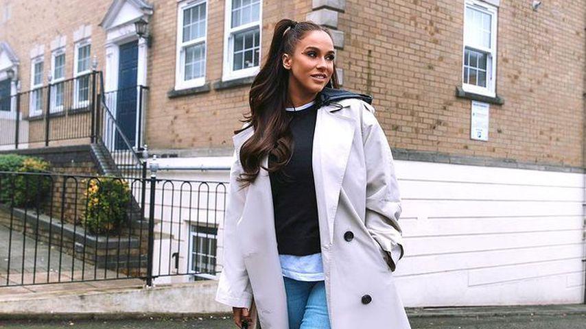 UK-Reality-TV-Star Vicky Pattison