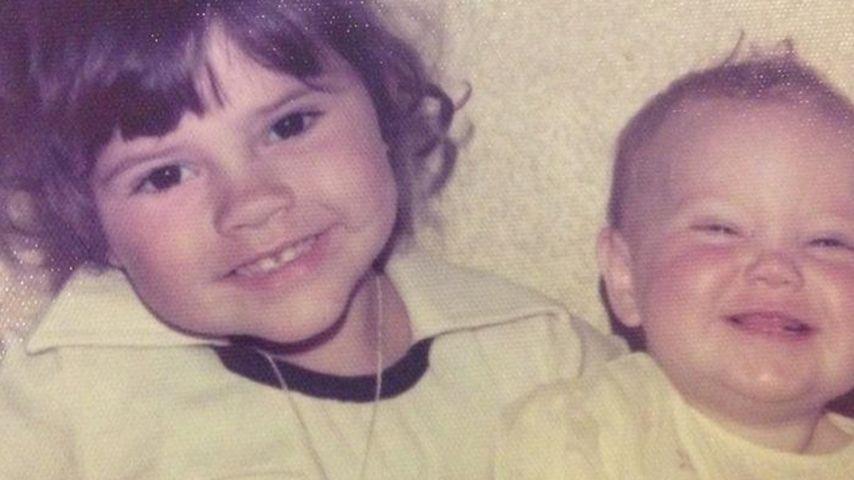 Victoria Beckham: Schnappschuss aus der Kindheit
