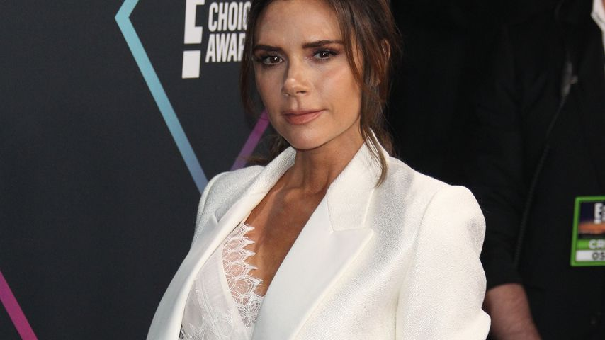 Victoria Beckham bei den People's Choice Awards 2018