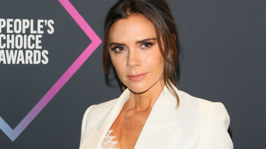 Victoria Beckham bei dem People's Choice Awards 2018