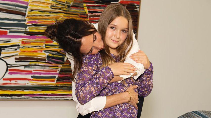 Victoria Beckham und Tochter Harper Seven 2020
