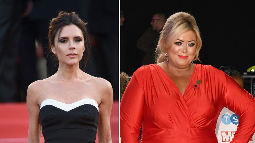 Gemma Collins will mit Victoria Beckham-Diät abnehmen!
