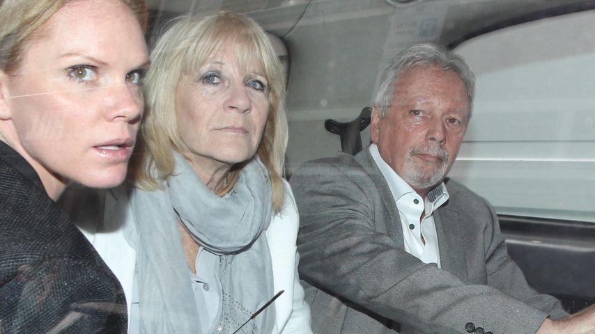 Familie Beckham: Alle unterstützen ihre Victoria
