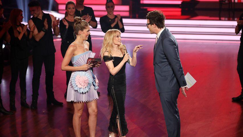 Victoria Swarovski, Kylie Minogue und Daniel Hartwich