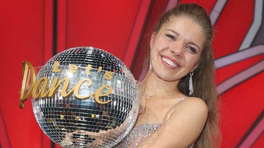"""Victoria Swarovski gewinnt """"Let's Dance"""" in Köln im Juni 2016"""