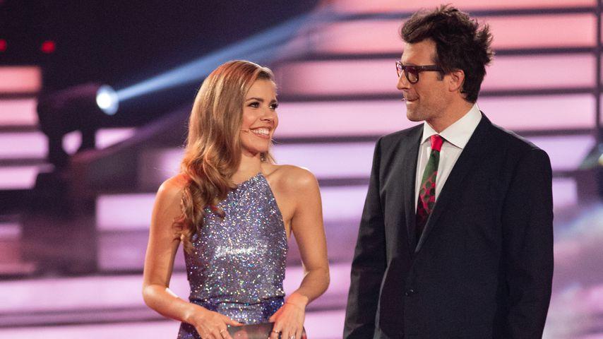"""Victoria Swarovski und Daniel Hartwich bei """"Let's Dance"""" 2019"""