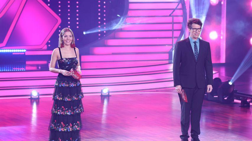 """Victoria Swarovski und Daniel Hartwich bei """"Let's Dance – Kids"""""""