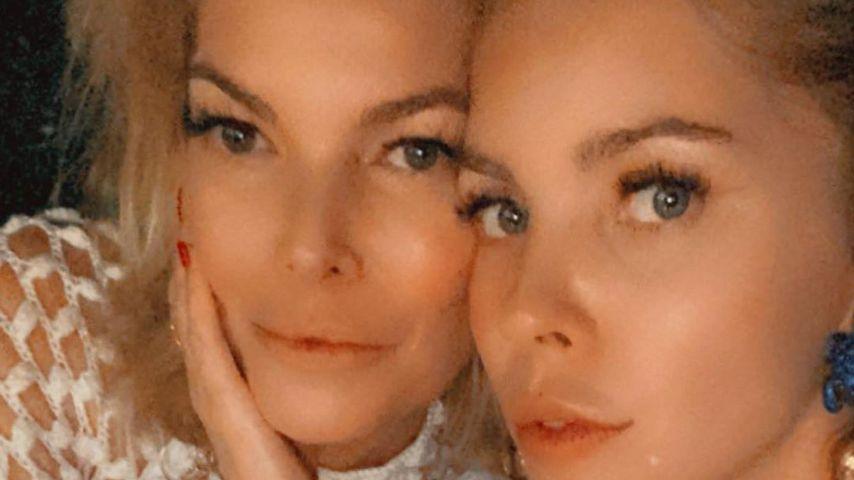 Alexandra und Victoria Swarovski, 2020