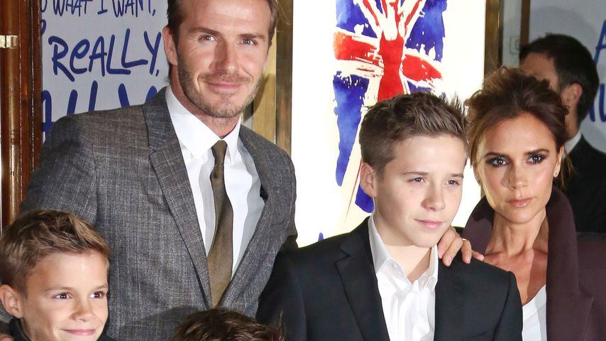 Style-Sieger: Beckhams gewinnen gegen Kardashians