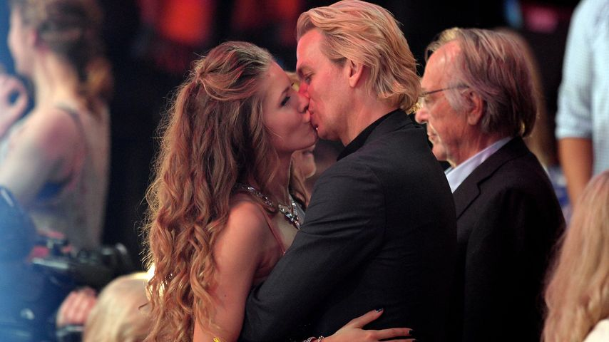 3 Tage lang Party: Victoria Swarovski plant Mega-Hochzeit!