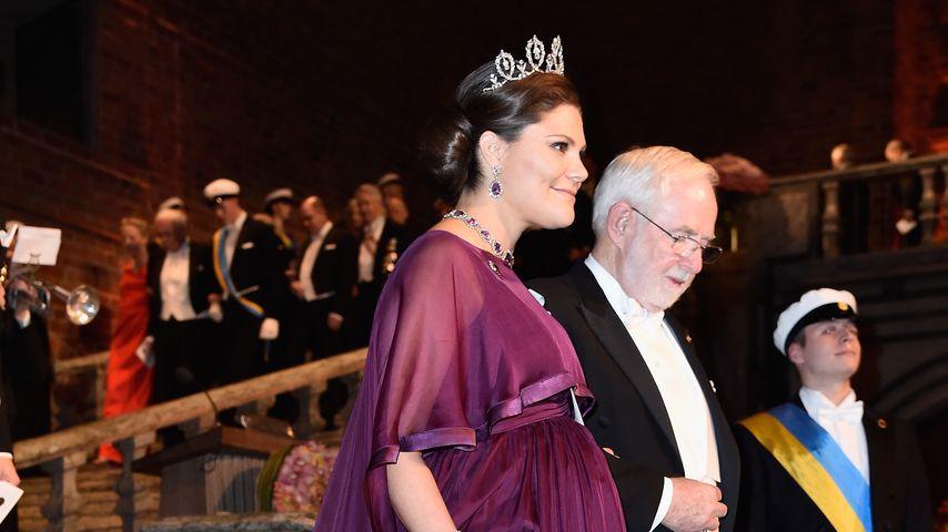 Schwanger-Schub! Prinzessin Victoria plötzlich super-rund!