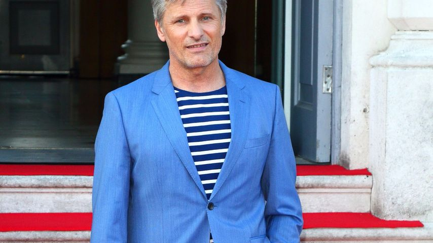 "Viggo Mortgensen bei der ""Captain Fantastic""-Premiere in London"