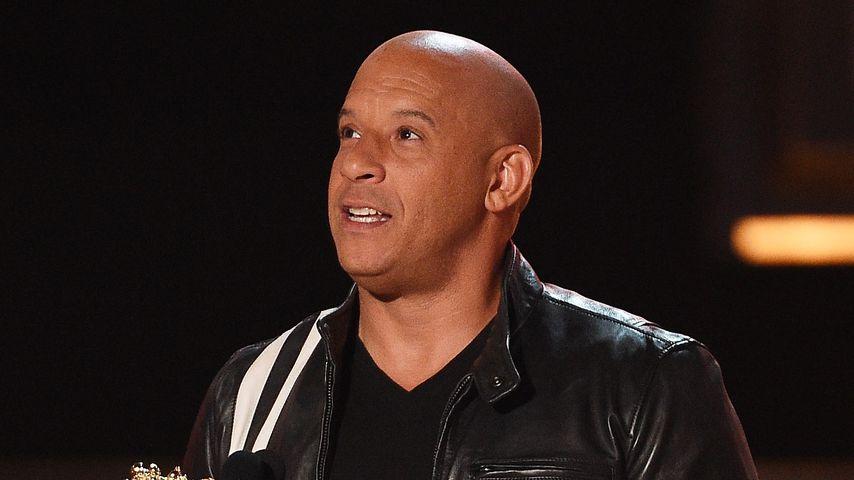 Vin Diesel 2017