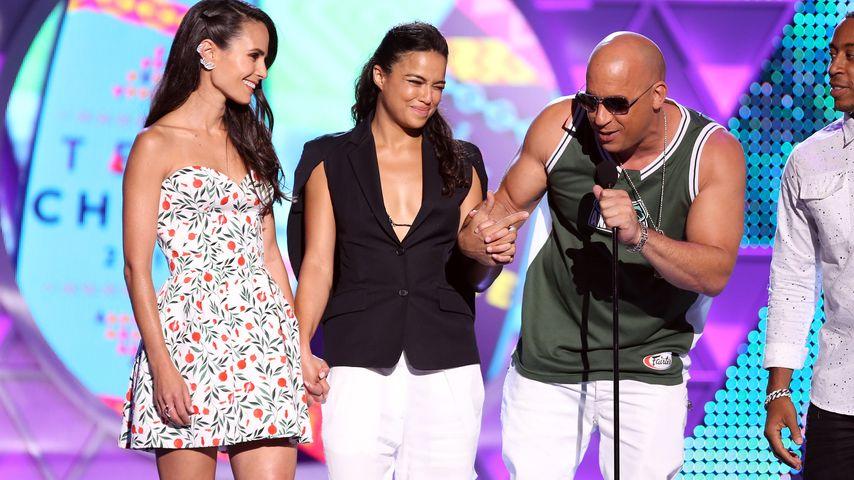 Preis für Paul Walker: Vin Diesel gedenkt seinem Freund