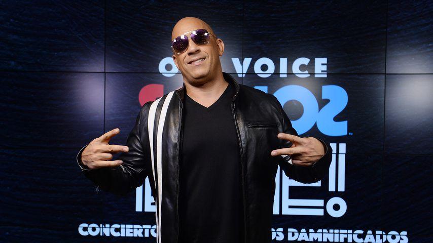 1,6 Milliarden $: Vin Diesel-Filme bringen die meiste Kohle!