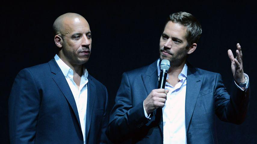 "Vin Diesel: Über diese ""Fast 8""-Szene wäre Paul Walker happy"