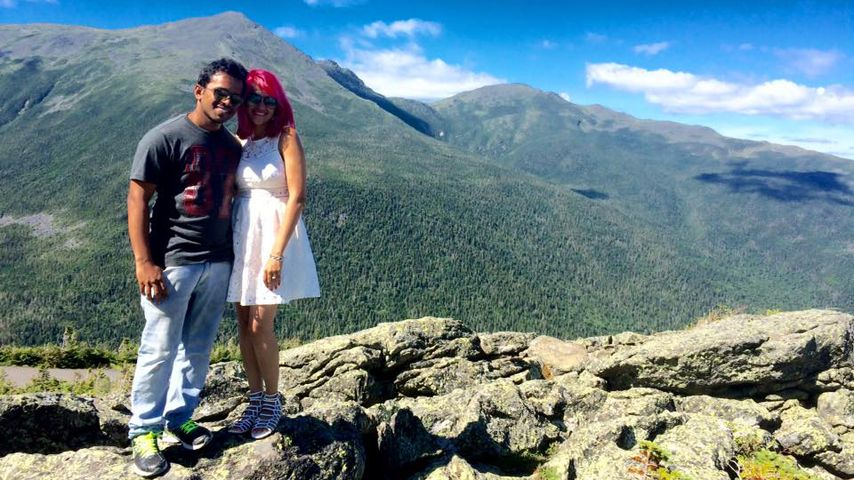 Instagram-Paar stirbt bei Sturz im Yosemite National Park