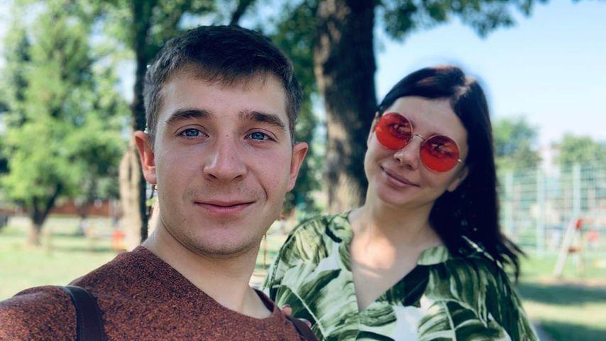 Vladimir Shavyrin und Marina Balmasheva