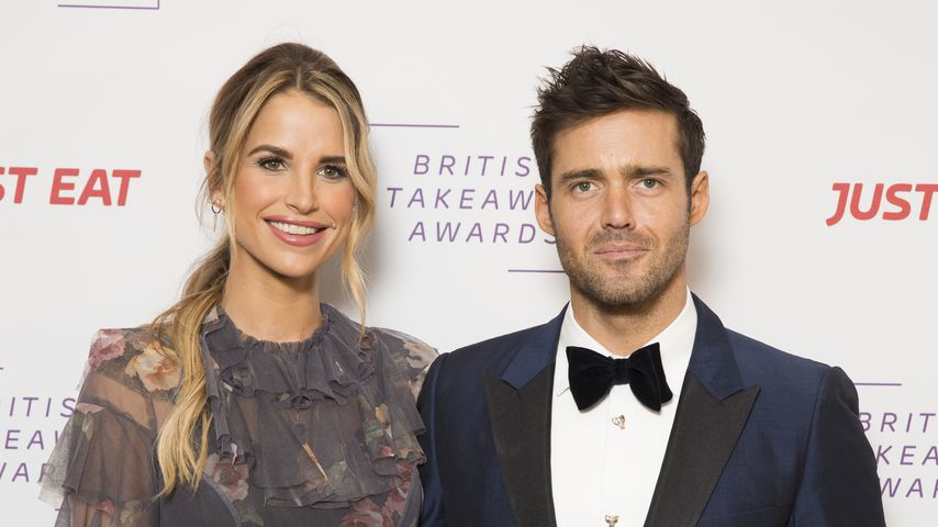 Vogue Williams und Spencer Matthews bei den British Takeaway Awards im November 2018 in London