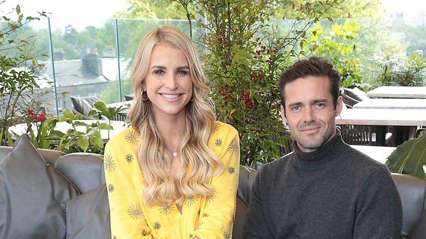 Vogue Williams und Spencer Matthews im Mai 2019