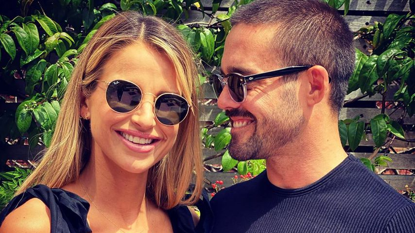 Vogue Williams und Spencer Matthews